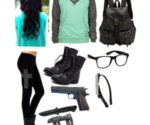 fashion and weapons image