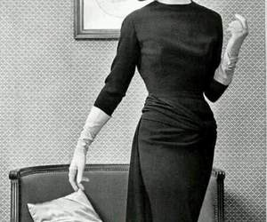 60s, beautiful, and black and white image