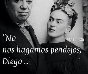 Diego Rivera, Frida, and mexicana image