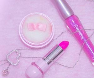 cosmetics, girly, and heat image