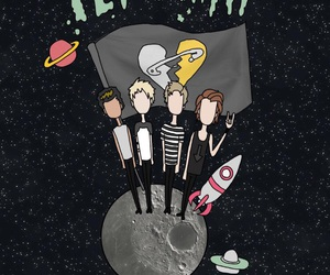 5sos, 5 seconds of summer, and fly away image