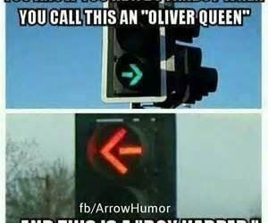 arrow, roy harper, and oliver queen image