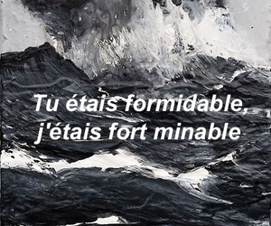 french, Lyrics, and stromae image