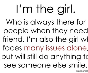 girls, personality, and quotes image