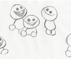 disney, drawing, and cute image