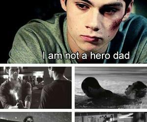 teen wolf, hero, and stiles image