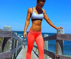 fit, fitness, and lifestyle image