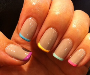 colors, esmaltes, and francesinha image