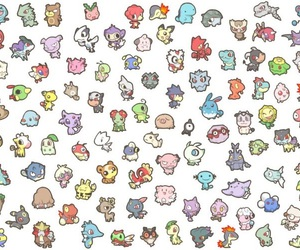 pokemon and wallpaper image