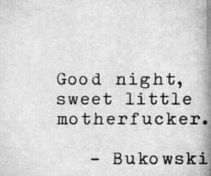 charles bukowski, quote, and Bukowski image