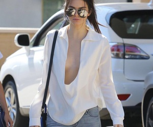 kendall jenner, model, and outfit image