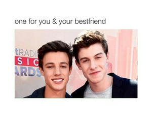 cameron dallas, cute, and shawn mendes image