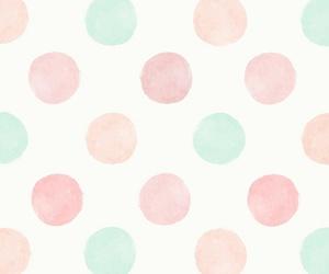 blue, pink, and kawaii image