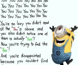 minions and you image