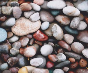stone, nature, and rock image