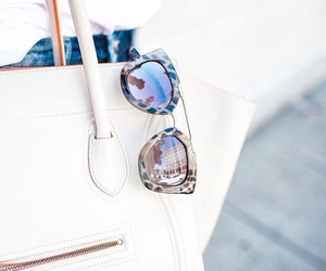 bag, beautiful, and chic image