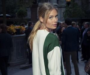 model, fashion, and Doutzen Kroes image