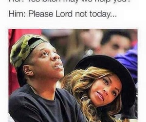 funny, beyoncé, and lol image