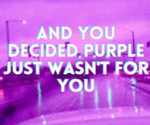 colors, grunge, and lyric image