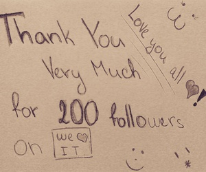 thanks, we heart it, and love you image