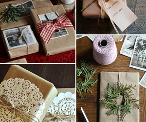 candy floss, christmas, and doily image