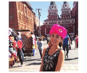 cap, kremlin, and russia image