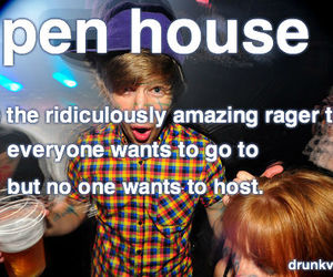 party and open house image