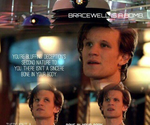 doctor who, matt smith, and Dalek image