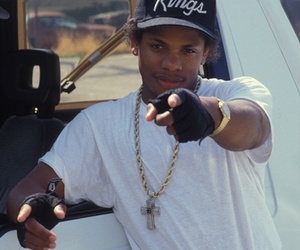 90s, chain, and Eazy E image