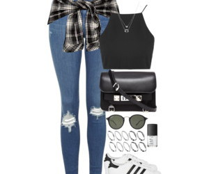 Polyvore and fashion image