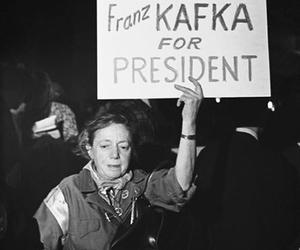 franz kafka, kafka, and president image