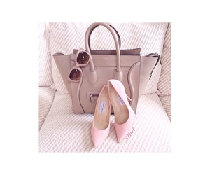 bags, celine, and fashion image