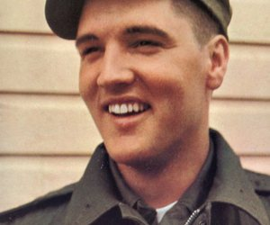 Elvis Presley, usa army, and wait what? image