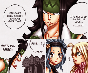 ft, gajeel redfox, and fairy tail image