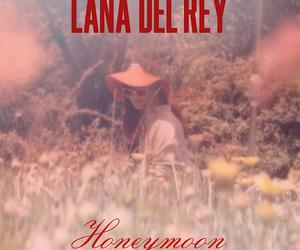 lana del rey, honeymoon, and music image