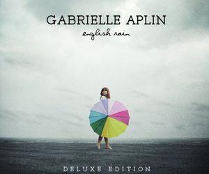 gabrielle aplin and english rain image