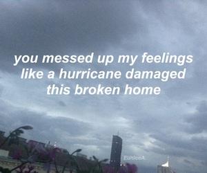 sad, grunge, and sadness image