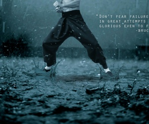 bruce lee, quote, and inspiration image