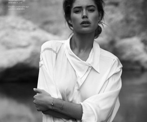 Doutzen Kroes, model, and beauty image