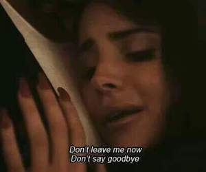 love, lana del rey, and goodbye image