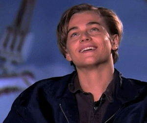 leonardo dicaprio, boy, and titanic image