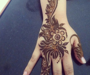 Mehndi Designs Rose : 53 images about mehndi designs on we heart it see more henna