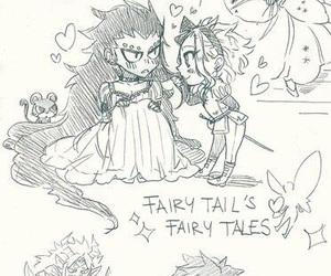 fairy tail, nalu, and gruvia image