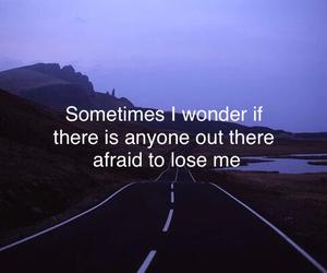 sad, grunge, and quote image
