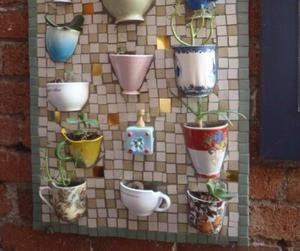 cup, diy, and garden image