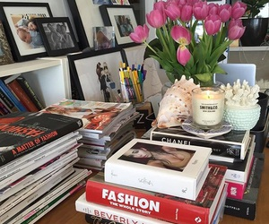 details, fashion books, and interior image