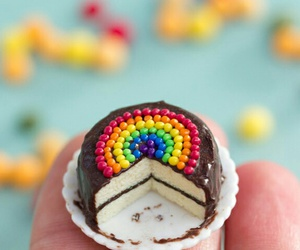 cake, color, and colorful image