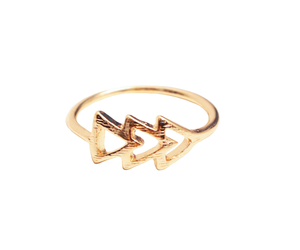 arrow, geometric, and jewelry image