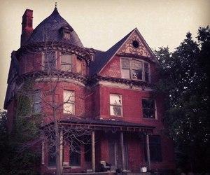 dark and house image