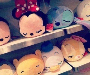 disney, cute, and minnie image